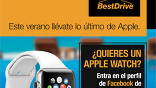 BestDrive regala un Apple Watch en Facebook