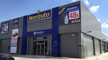 norauto abre su segundo centro en alcorc n madrid