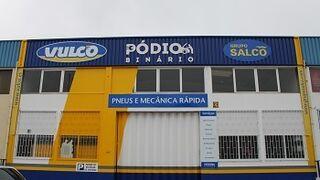 La alianza Salco-Vulco abre su primer taller en Portugal