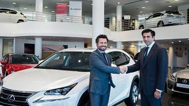 Las operaciones en talleres oficiales Lexus sumarán puntos Iberia Plus