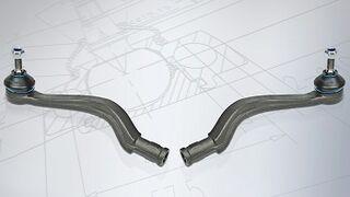 Meyle ofrece nuevas rótulas de barra de acoplamiento para Dacia