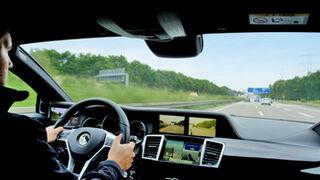 Continental sustituye los retrovisores por monitores