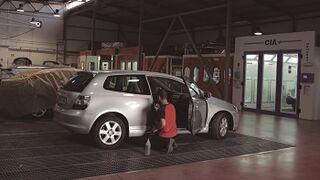 El coste medio de la operación de carrocería en España es de 730 €