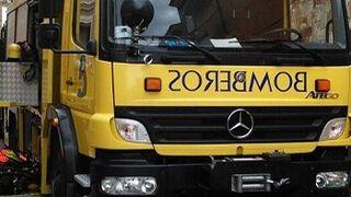 Fallece un mecánico al explotarle el depósito de un camión que reparaba