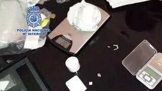 Un taller de Zaragoza, implicado en una red de narcotráfico
