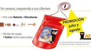 AZ España promociona la venta de sus elevalunas y baterías