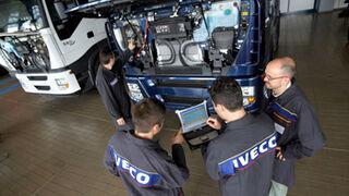 Talleres Iveco españoles estrenan sistema de atención al cliente