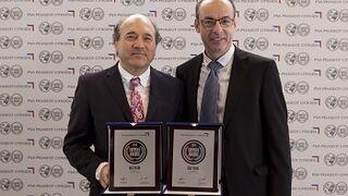 Dos plantas de producción de SKF, premiadas por el Grupo PSA