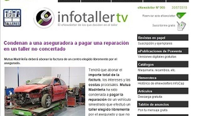 InfoTallerTv seguirá informando en agosto