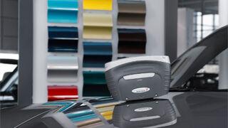 Spies Hecker, 20 años de medición electrónica de color