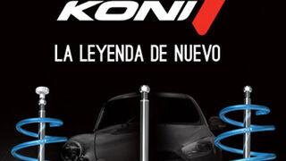 Grovisa, distribuidor oficial de Koni