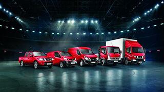 Cinco años de garantía para los comerciales de Nissan