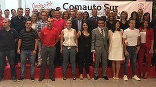Comauto Sur recibe de Toyota su Premio 'Ichiban' 2014