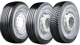 Los neumáticos Dayton irrumpen en el segmento de camión