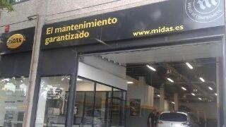 Midas llega a 50 talleres en la Comunidad de Madrid
