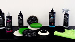 Zaphiro presenta una nueva línea de productos para el pulimento