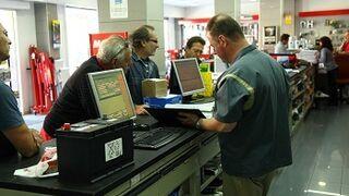 El mercado de recambios creció el 1,2% en España en 2014