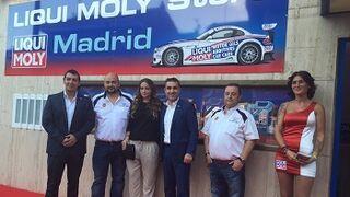Liqui Moly elige España para su primera tienda en el mundo