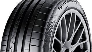 SportContact 6, nueva gama de altas prestaciones de Continental