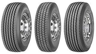 Sava amplía su oferta de neumáticos de camión