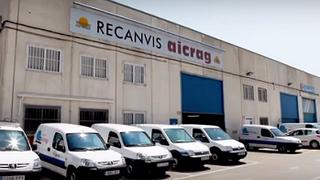 Recanvis Aicrag renueva la certificación ISO 9001:2015