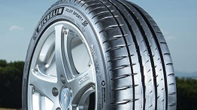 Michelin Pilot Sport 4, para berlinas y vehículos deportivos
