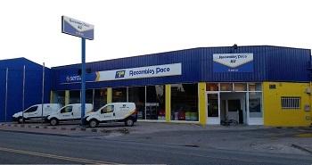recambios paco serca abre su primera tienda en murcia