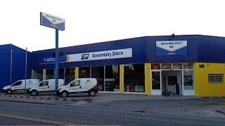 Recambios Paco (Serca) abre su primera tienda en Murcia capital
