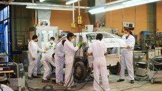 Plásticos y defectos de pintura, entre los próximos cursos de Centro Zaragoza