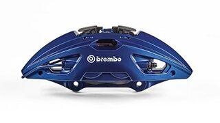 Brembo presenta una nueva familia de pinzas para vehículos de alta gama