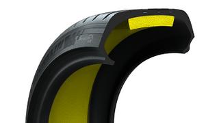 Michelin Acoustic, nueva tecnología que disminuye el ruido de la rodadura