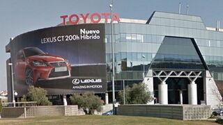 Toyota España prepara su recurso contra la multa de la CNMC por cártel
