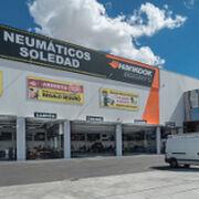 Seis de las diez primeras empresas de talleres multimarca son de neumáticos