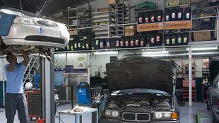 El diésel, desde los 100.000 km, deja más dinero en el taller que el gasolina