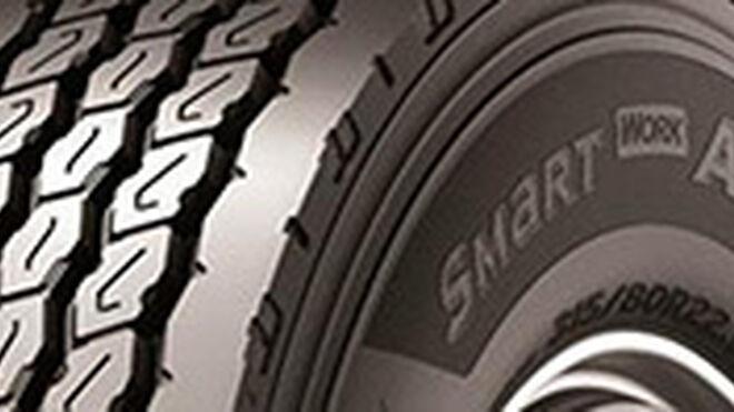 SmartWork AM09, el nuevo neumático de Hankook para comerciales
