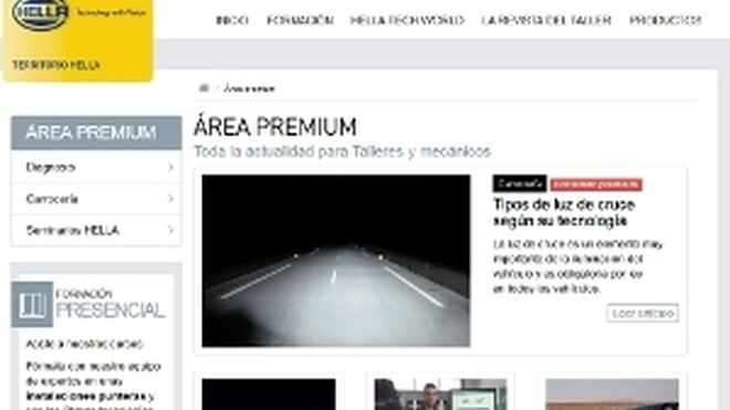 TerritorioHella.es estrena zona premium con contenidos exclusivos