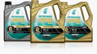 Petronas Syntium con CoolTech mantiene el rendimiento óptimo del motor