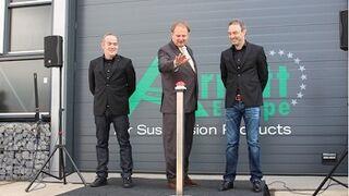 Las suspensiones neumáticas Arnott llegan a Europa