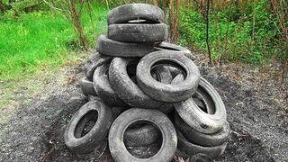 Adine y la Xunta lucharán contra el fraude en la gestión de neumáticos