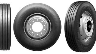 KXS10, nuevo neumático de invierno de Kumho para camiones