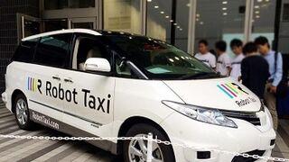 Japón será el primer país del mundo que tendrá taxis sin conductor
