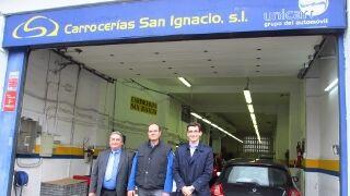 Carrocerías San Ignacio, con el programa online GlasuritMIT