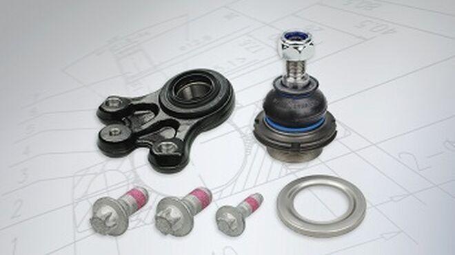 Nuevo kit de reparación Meyle de articulación de suspensión para PSA