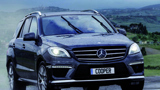 Cooper renueva sus neumáticos Zeon para turismos y SUV de alta gama