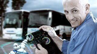 Michelin Tire Care, gestión digital de mantenimiento de flotas