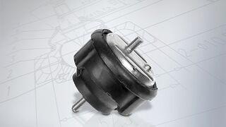 Meyle presenta más de 100 nuevas referencias de soportes de motor