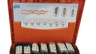 Zaphiro soluciona las reparaciones en plástico con la nueva Magic Stapler