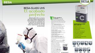 BESA-GLASS UHS, el acabado perfecto