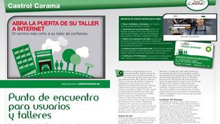Castrol Carama, punto de encuento para usuarios y talleres