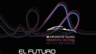 Más de 600 talleres asistirán a las III Jornadas de Recanvis Aicrag